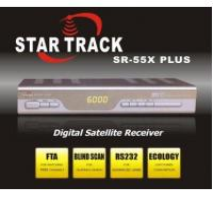 star track sr 55x software