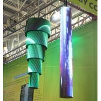 Indoor Full Color Flexible Led Video Screen P4 MTBF 50000 Hours Manufactures