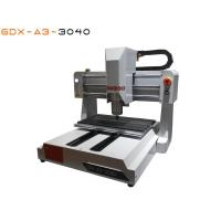 Buy cheap Small Woodworking Cnc Machines Mini Router With Mach3 / Ncstudio Controller from wholesalers