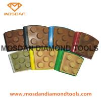 HTC 5 Dots Resin Bond Polishing Pucks Pads for Concrete Manufactures