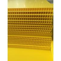Plastic PP Hollow Corrugated Sheet /Polypropylene Corrugated Plastic Protective Board Manufactures
