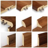 HDF/MDF Skirting Board/Floor Skirting for Laminate Flooring Manufactures