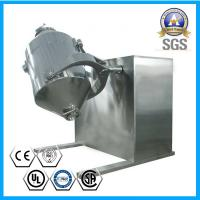 Phamarceutical Powder Mixer Machine High Efficient GMP Standard 3D Rotary Drum Structure Manufactures