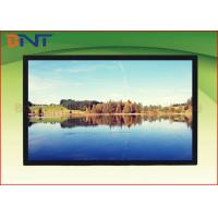 China Profession 150 Inch Fixed Frame Projection Projector Screen for Home Theater on sale