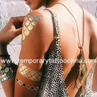 uv temporary tattoos glow in the dark tattoo Manufactures