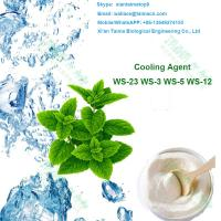 Food USP Grade ws-23, ws-3, ws-5, ws-12 Cooling Agent White crystal powder,Koolada Flavour Enhancers 3 Years Shelf Life Manufactures