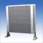 Robust Plate Fin Air Compressor Heat Exchanger , -10-220 Deg C temp Manufactures