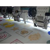 Tai Sang Embro vista model 904+04(4 heads flat embroidery machine + 4 heads chenille embroidery machine) Manufactures