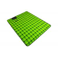 Durable Outdoor Picnic Blanket , Portable Picnic Blanket Heat - Insulated Manufactures