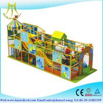Hansel toys amusement park sale children play area equipment kids parking game Manufactures