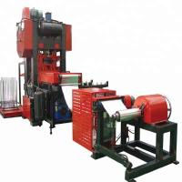 Fully Automatic Metal Punch Die , Air Conditioner Fin Press Machine Manufactures