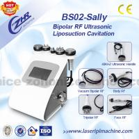 Bipolar RF Vacuum Cavitation Body Slimming Machine Liposuction For Body Slimming Manufactures
