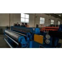 High Efficiency Automatic Welded Wire Mesh Making Machine Factory
