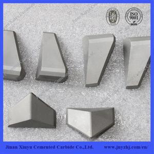 Cheap Price Mining Bit Tungsten Carbide Brazing Cutting Blade, Shield Cutter Manufactures