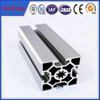 China Hot! Industrial aluminium alloy profile, 6063/6061 extruded aluminium section on sale
