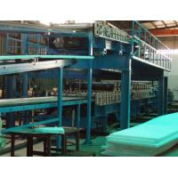 PLC Controller Sandwich Panel Press Machine , Sandwich Panel Making Machine Manufactures