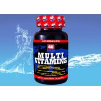 Quality Multivitamins Tablet Vitamins Minerals SupplementsSupport Mental Energy for sale