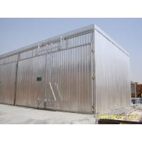 High Performance Wood Drying Equipment , Waterproof 40 M3 Small Wood Dry Kiln Manufactures