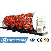 Cage Type Wire Cable Machine Aluminum For Copper Solid Conductor AAC ACSR Manufactures