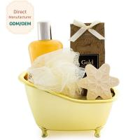 Personal Body Care Bath Gift Set / Simple Body Wash Gift Sets 30ml 100ml Manufactures