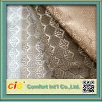 China Custom PVC Leather Stocklot , B Grade Artificial Leather Fabric For Bag / Furniture on sale