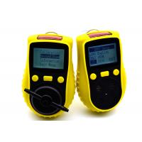China Handheld 0 - 500ppm Carbon Monoxide Single Gas Detector With LCD Display on sale