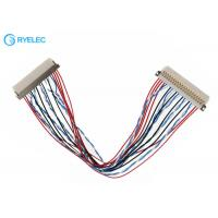 China Hirose DF19-20S-1c Shell Wiring Harness DF19 Series Lvds Convertion Cable For Lcd Monitor on sale