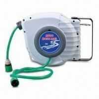 Automatic Hose Reel, Easy to Retract, with 1/2-inch x 20m Loading Capacity Manufactures