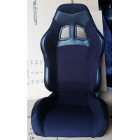 Sparco Style Sports Car Seat , Reclining Racing Seats Classic Design Manufactures