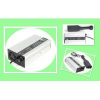 Silver Electric Scooter Charger 36V 42V 4A For Lithium Ion Batteries High Efficiency Manufactures