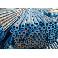 Quality Threaded Anchor Rod Self Drilling Anchor System High Piling Output for sale
