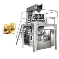 Buy cheap Baking Powder filling stand up pouch filling and sealing machine from wholesalers