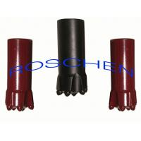 Small Hole Top Hammer Drilling R28, R32, T38, T45 Thread Button Bits For Blast Hole Drilling Manufactures