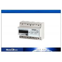 Multi-Rate Electronic DIN Rail Energy Meter Complying with Standard DIN EN50022 Manufactures