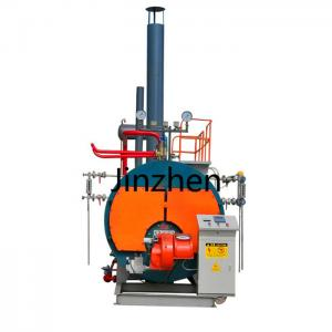 China 2 Ton 2000kg per hour Horizontal Gas Oil Diesel Fired Steam Boiler for Vegetable Oil Refining on sale