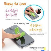 China New Touch U Cell Phone STAND Cell Phone Mount Universal Sticks On Back Silicone on sale