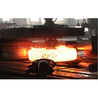 1.7228 50CrMo4 Forged Steel Rings Shaft Bar Hot Rolled Gear Ring Q+T Heat Treatment Manufactures