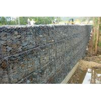 Gabion Basket for Retaining Wall for Sale Manufactures