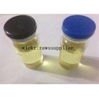 Semi finished injection Steroids Tri Test 400mg/ml 57-85-2 for muscle gains Manufactures
