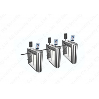 China Stainless Steel Bi-Directional Tripod Turnstile Gate Pedestrian Security Gates on sale