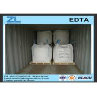 Ethylene Diamine Tetraacetic Acid EDTA Chemical powder 99% Edta Chelation Cas 60-00-4 Manufactures