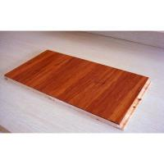 Carbonized Horizontal Engineered Bamboo Flooring Manufactures
