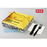 cheap Pizza Boxes Wholesale/Custom Pizza Box/Pizza Box Design,food packaging corrugated wholesale pizza boxes bagease Manufactures