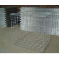 Best selling welded Gabion Box /stone cages/gabion retaining wall for garden fence for sale Manufactures
