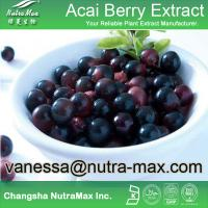 China Acai Berry Extract 5% VitaminC on sale