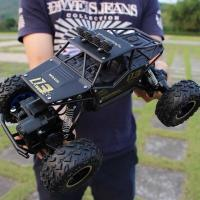 wholesale RC Car 1/12 4WD Rock Crawlers 4x4 Driving Car Double Motors Drive l Off-Road Vehicle Manufactures