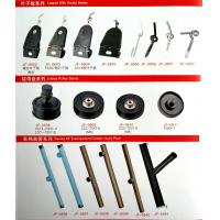 China Lappet with hooks, Jockey Pulley, Transparent Cotton suck pipe, Spare parts for spinning machine on sale
