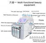 Skin Rejuvenation Hydrogen Oxygen Multifunction Skin Care Machine 500W Power Manufactures