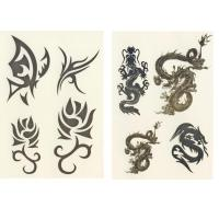 non-toxic customized body tattoo sticker Manufactures