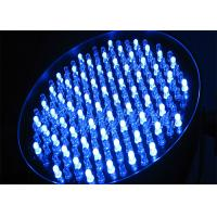 Blue Medical Lighting LED PCB Board Assembly With DIP Ultraviolet LEDs For Lightwave LED Treatment Manufactures